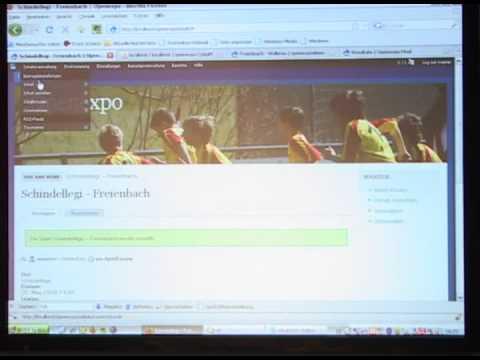 Christophe Galli & Miro Dietiker: Ein Drupal CMS in 30 Minuten