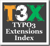 T3X TYPO3 Extensions Index