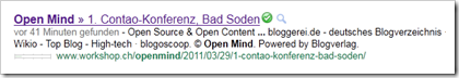 Open Mind Blog ohne Pharma Hack