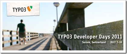 T3DD11 - TYPO3 Developer Days 2011