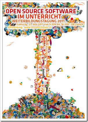 Open Source Software im Unterricht - Weiterbildungstagung 2011