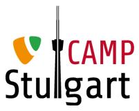 Logo des TYPO3Camp Stuttgart
