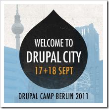 Drupal Camp Berlin 2011