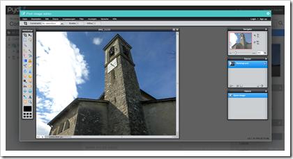 Pydio: Online-Editor für Bildateien